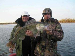 Из рыболовной переписки