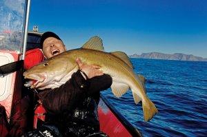 Рыбалка в заполярье