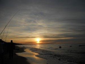 Рыбалка на просторах Балтики