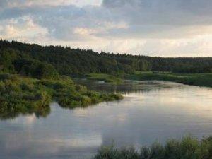 Рыбалка в водах Угры