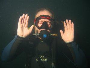 Встречи под водой