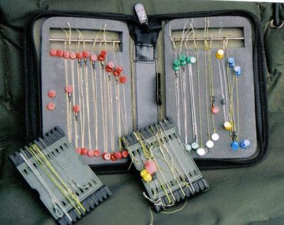 Как хранить рыболовные снасти