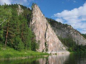Рыбалка в долине реки Урала