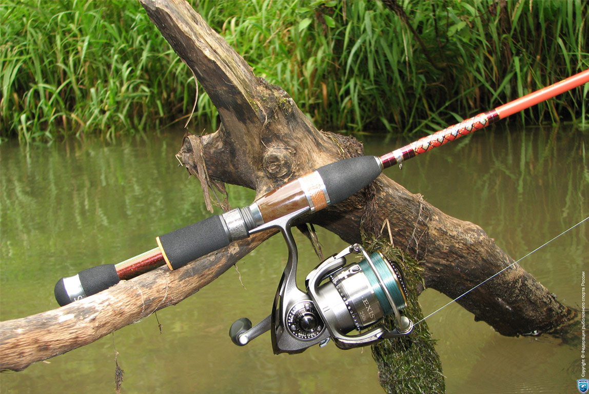 все для рыбалки спининг видео
