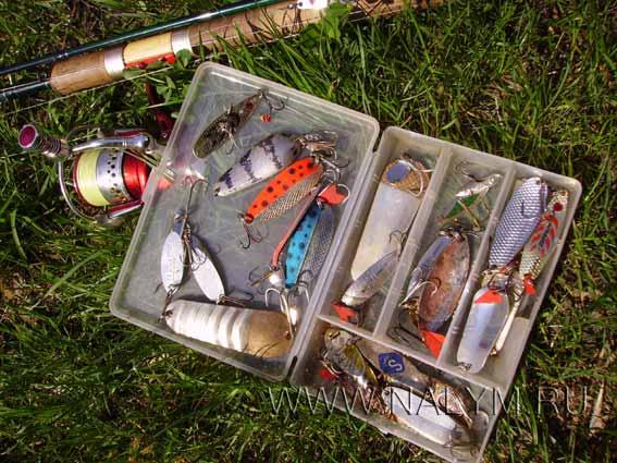 Рыболовная коробка для приманки своими руками 12