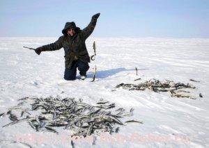 Правила безопасности на зимней рыбалке