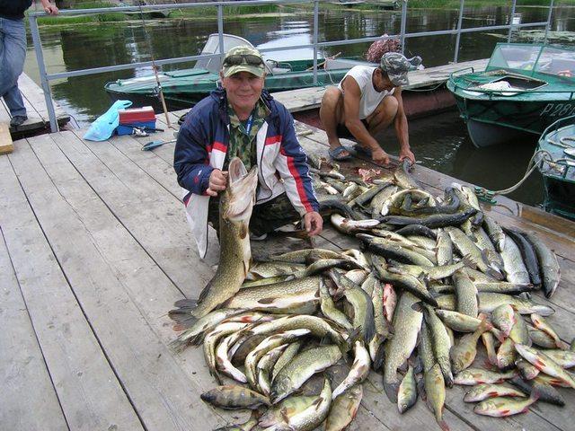 Когда можно ловить рыбу в астраханской об