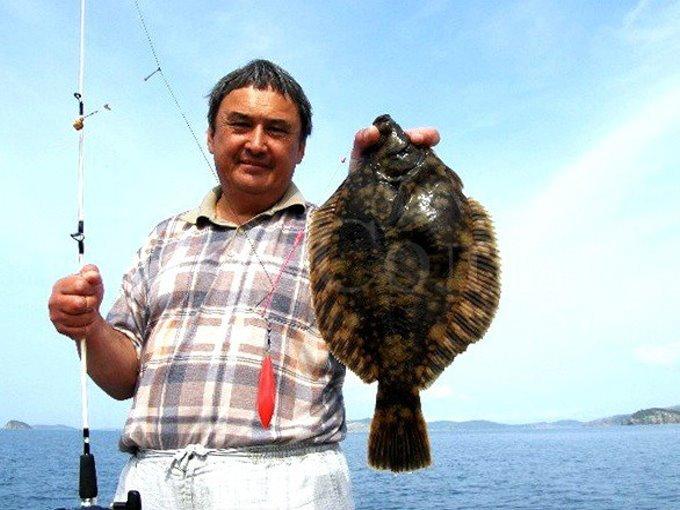 на что лучше ловить на черном море