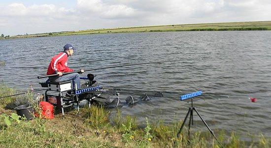 ловля рыбы в кировоградской обл