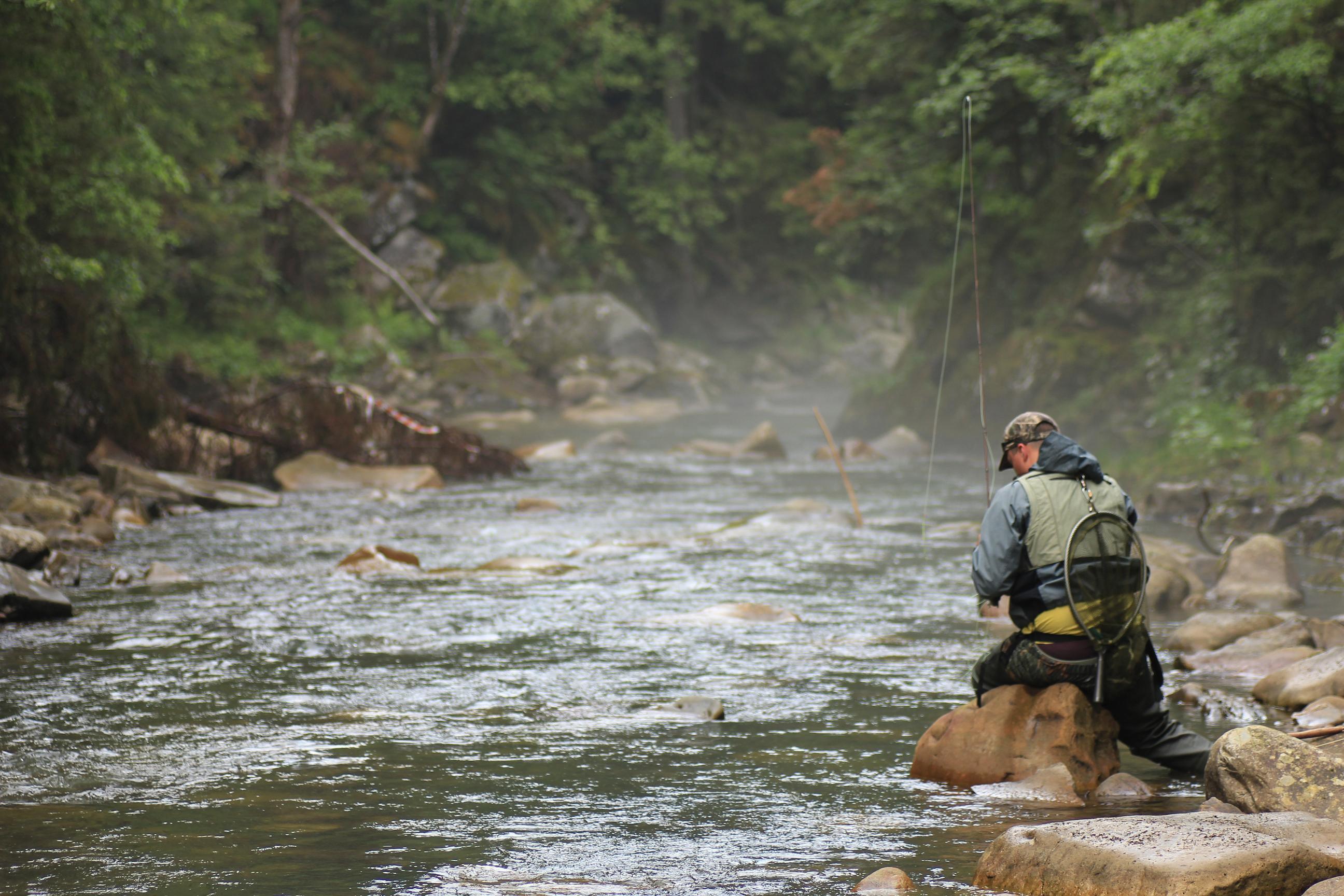 рыбалка в териберке сезон