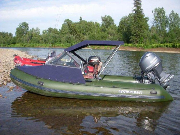 Фото тюнинг лодок пвх своими руками