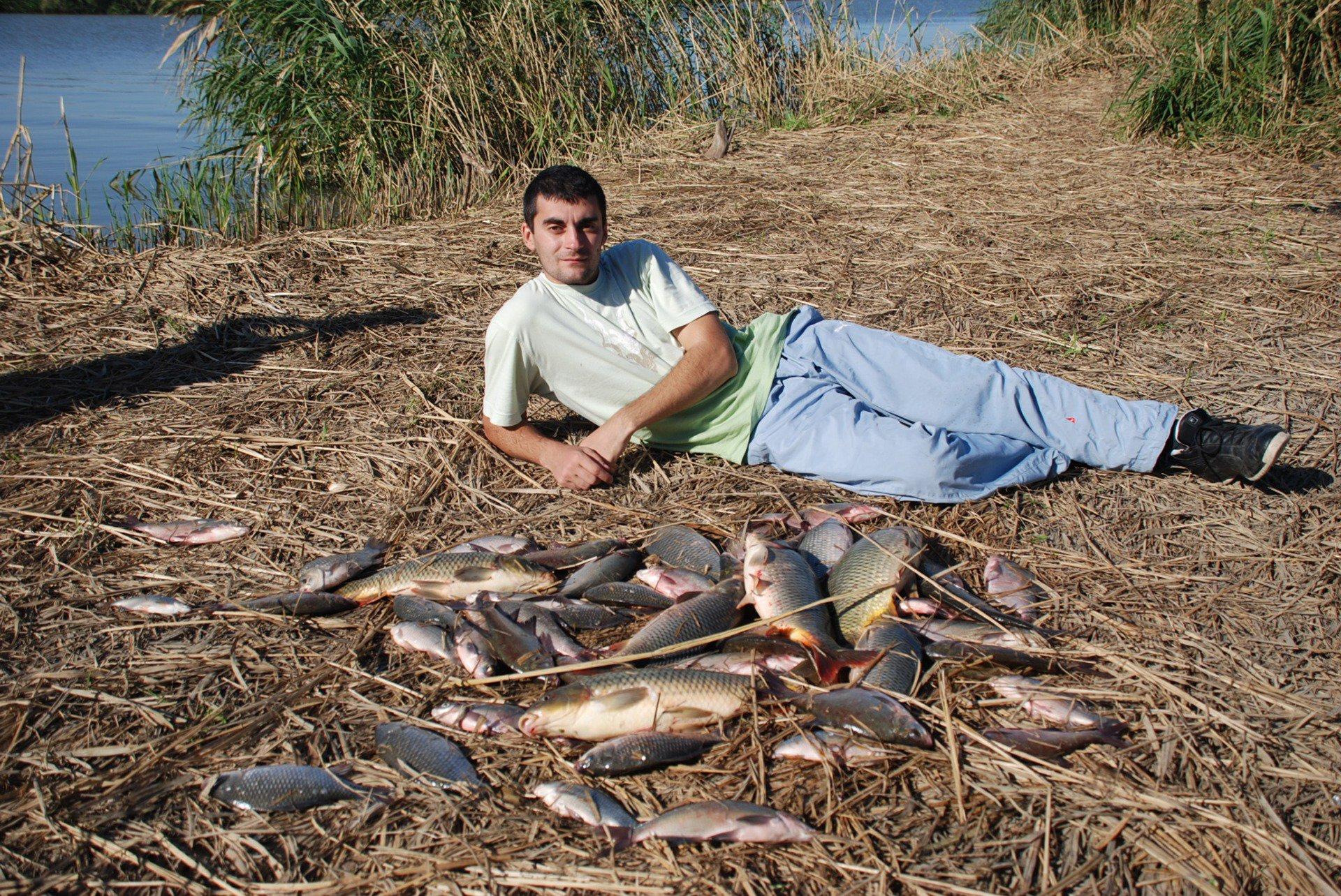 Познаем рыбные места