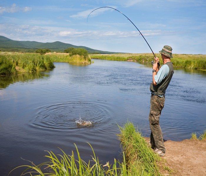 рыбалка-летний клевер