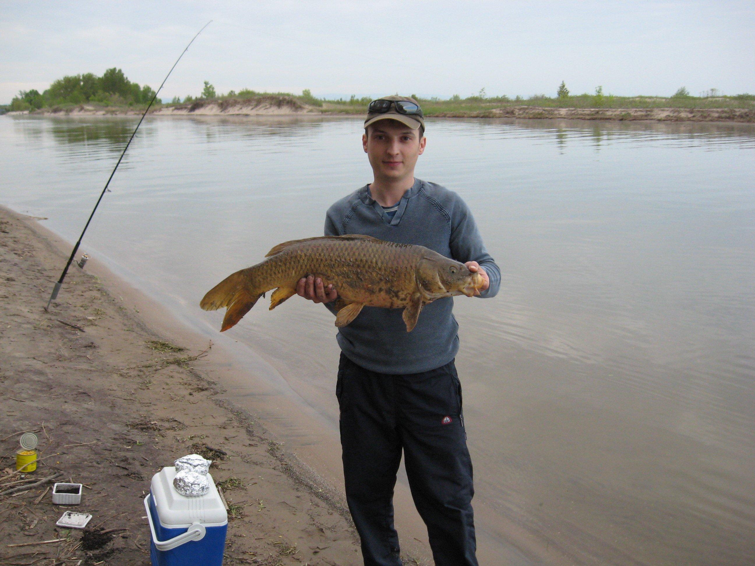 озеро треустан рыбалка