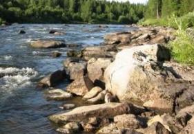 Сплав по реке Косьва