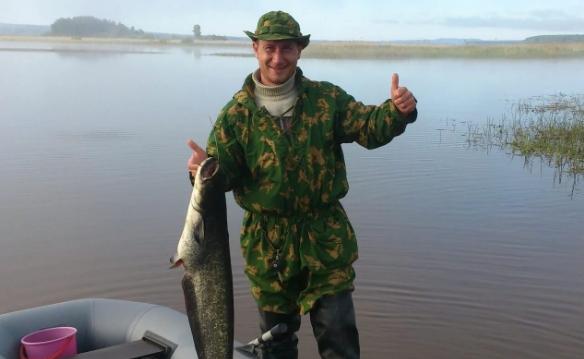Казанское озеро рыбалка
