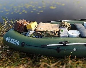 Надувные лодки из ПВХ для рыбалки