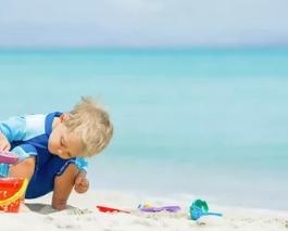 5 советов для тех, кто отдыхает с детьми на море