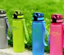 Что такое спортивная бутылка для воды