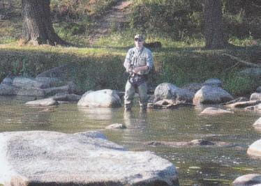 Тактика перемещения  вдоль берега водоема в период открытой воды