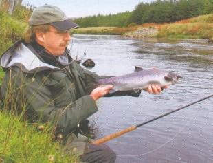 Ловля лосося в Ирландии