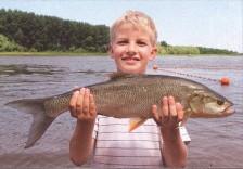 Калейдоскоп рыболовных достижений