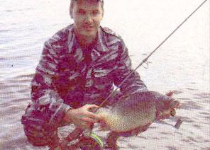 Рыбалка в Отрадном