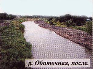 Экологические проблемы малых рек