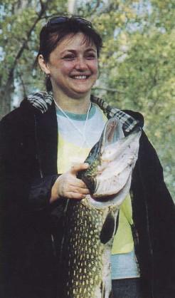 """""""Я - жена рыбака"""""""