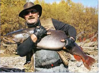 Памятная рыбалка на реке Бичи