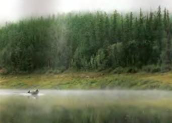 Эхо над Подкаменной Тунгуской