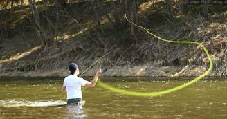Интересная рыболовля