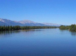 Рыболовные nehs на реку Ангара