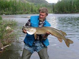 Рыбалка на речке Рось
