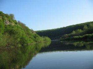 Рыбалка на реке Сестре у села Усть-Пристань