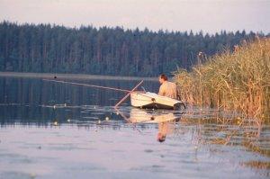Рыбалка в Литве