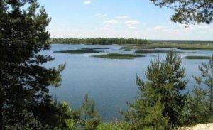 Краснооскольское водохранилище