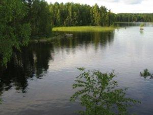 Озеро Удомля