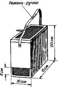 Способ соединения личинок мотыля в кучки для насадки без прокалывания крючком