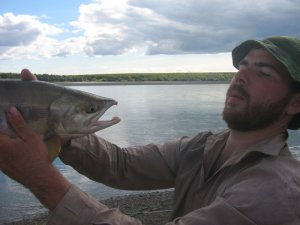 Великий рыболов