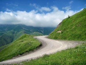 На бегущей  дороге