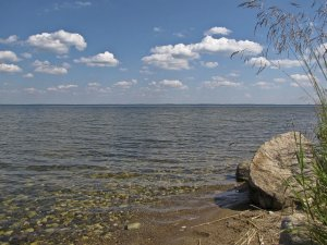 Рыбалка на озере Лекшмозеро