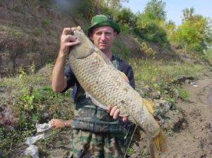 Рыбалка на реке Волге