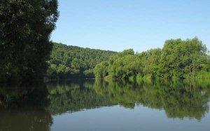 Рыбалка на реке Куда