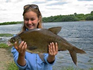 Как я полюбила рыбалку на спиннинг