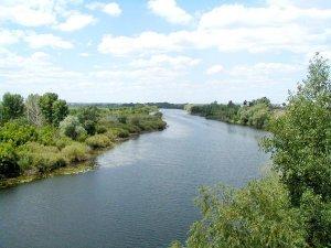 Река Спортсменская