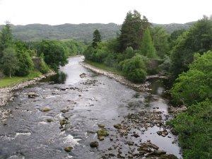 Рыбалка на реке Аше