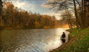 Рыбалка на Каме и Прикамских озёрах