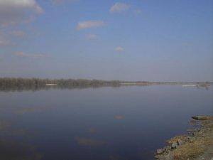 Рыбалка в низовьях Днепра