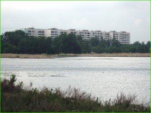 Рыбалка на озере Смолино